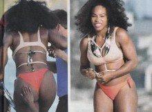 Serena Williams: bikini, vacanza e allenamento prima del rientro