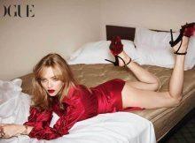 Amanda Seyfried, copertina Vogue per l'attrice di Twin Peaks