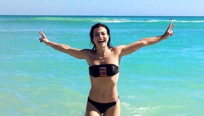 Dolcenera, vacanza d'amore a Miami