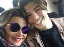 Simona Ventura a Londra: Niccolò, non mollare mai