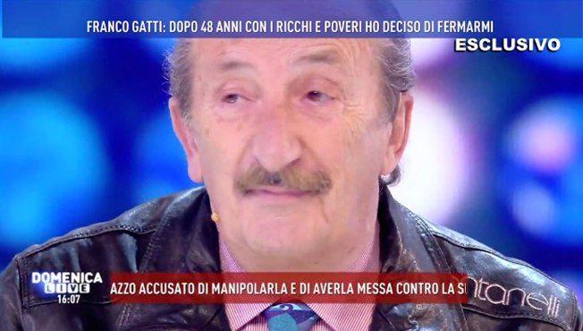 Franco Gatti: Non tornerò mai più con i Ricchi e Poveri