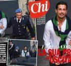 Fabrizio Corona, prime immagini dopo 4 mesi di carcere