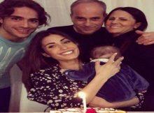 Federica Nargi, festa di compleanno in famiglia