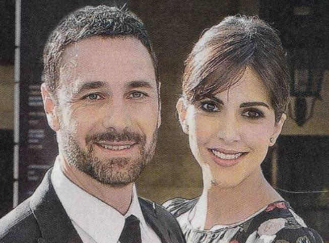 Raoul Bova, nozze vicine con Rocio Munoz Morales