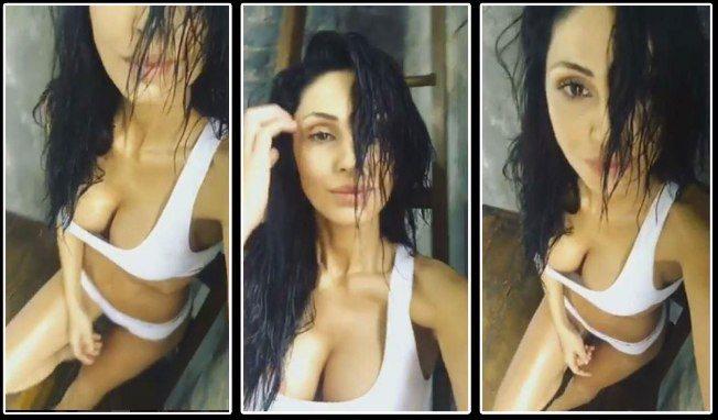 Anna Tatangelo, le foto in lingerie fanno il pieno di visualizzazioni