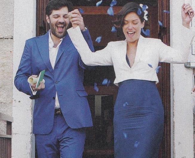 Fernanda Lessa finalmente sposa. L'ex modella prende marito a 40 anni