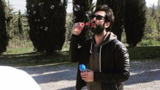 """Matteo Branciamore: Guarito da una """"brutta"""" malattia"""