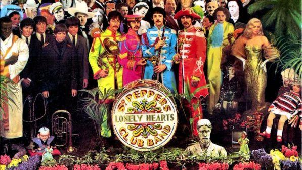 "Beatles, storico anniversario di ""Sgt. Pepper's Lonely Hearts Club Band"""