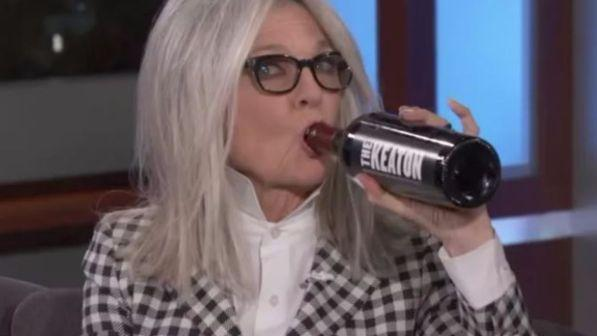 Diane Keaton, dopo il vino le scomode verità su Meryl Streep