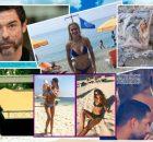 Estate vip: Tutti al mare con Borriello, Michelle Hunziker, Antonella Mosetti