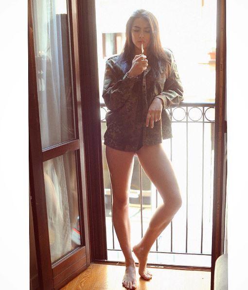 """Giulia Salemi: """"Casta da due anni, cerco l'anima gemella"""""""