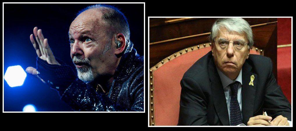 """Vasco Rossi: """"Reparti antidroga al concerto del 1° luglio"""", lo chiede il senatore Giovanardi"""