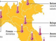 Caldo africano, bollino rosso in 9 città. Consigli per affrontare l'afa