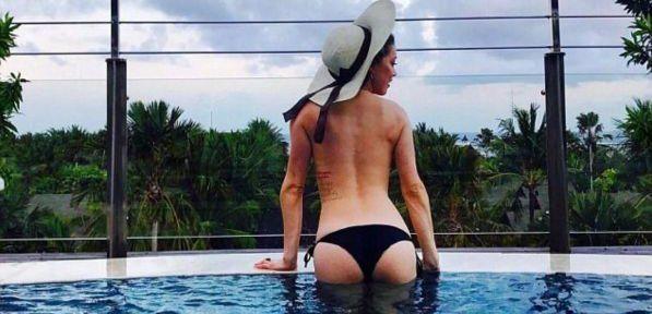 Amber Heard, tutto al vento con vista gradimento social